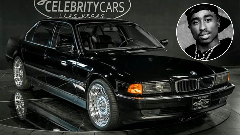 Автомобиль, в котором расстреляли рэпера Тупака Шакура, выставили на продажу почти за 2 млн долларов