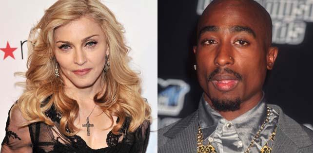 Мадонна призналась, что состояла в отношениях с Тупаком Шакуром
